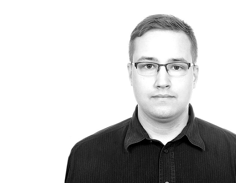 Prelegent Paweł Miron