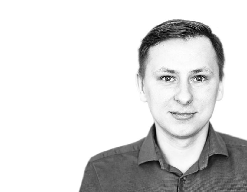 Prelegent Piotr Wykowski