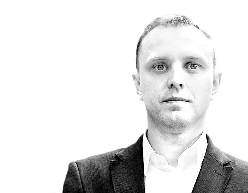 Prelegent Michał Neufeld